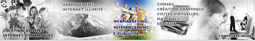 Web marketing et référencement de site internet